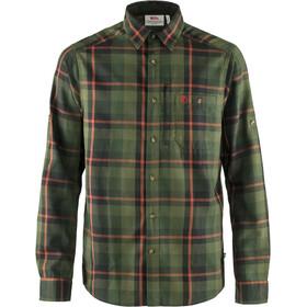 Fjällräven Fjällglim Shirt Men laurel green